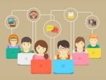 Grandes redes, pequeños usuarios