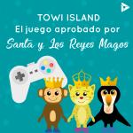 Towi Island: el videojuego podría estar aprobado por Santa y los Reyes Magos